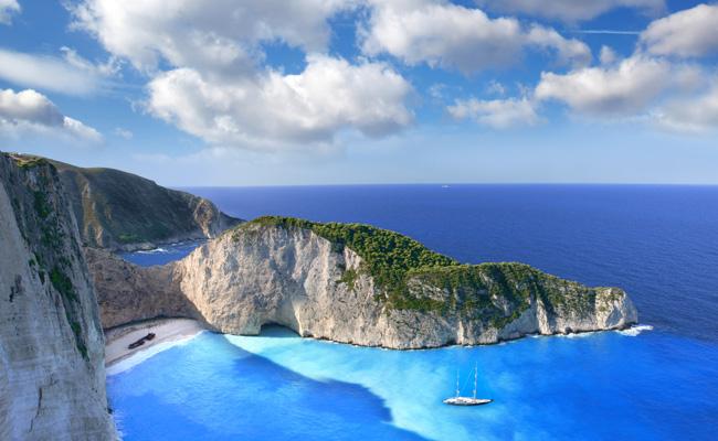 Недвижимость на Ионических островах