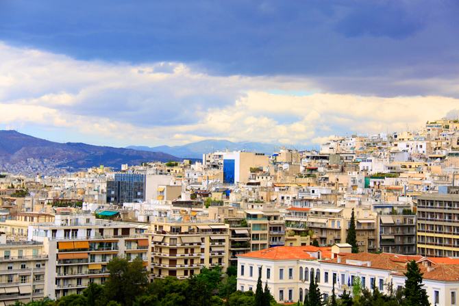 Real Estate in Athens and Attica